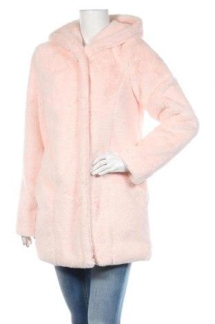 Дамско палто MyMO, Размер S, Цвят Розов, Полиестер, Цена 104,25лв.