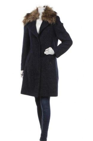 Dámský kabát  S.Oliver, Velikost M, Barva Modrá, 89%acryl, 11% polyester, Cena  1728,00Kč