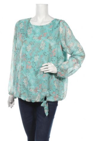 Дамска блуза Gina Benotti, Размер XL, Цвят Многоцветен, Полиестер, Цена 18,95лв.