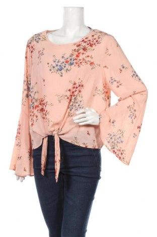 Дамска блуза Primark, Размер XXL, Цвят Розов, Полиестер, Цена 18,90лв.