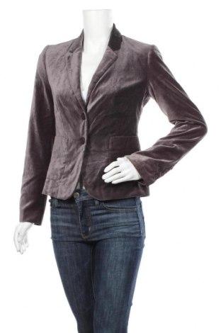 Дамско сако Class International, Размер S, Цвят Сив, 68% памук, 32% вискоза, Цена 24,15лв.