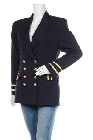 Sacou de femei Orsay, Mărime M, Culoare Albastru, Poliester, Preț 92,84 Lei
