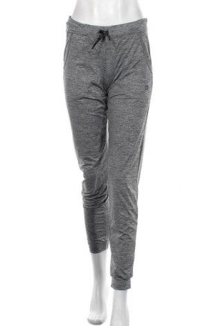 Pantaloni trening de femei, Mărime M, Culoare Gri, 94% poliester, 6% elastan, Preț 53,05 Lei