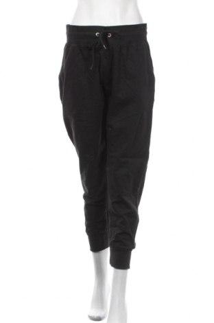 Pantaloni trening de femei, Mărime L, Culoare Negru, Preț 53,05 Lei