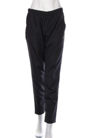 Pantaloni trening de femei ASICS, Mărime M, Culoare Negru, Poliester, Preț 219,57 Lei