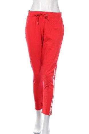 Pantaloni trening de femei Sure, Mărime M, Culoare Roșu, 95% bumbac, 5% elastan, Preț 79,58 Lei