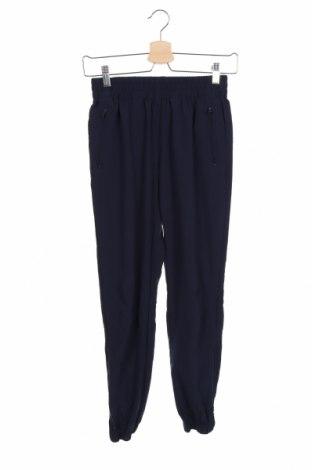 Dámské tepláky Tna, Velikost XS, Barva Modrá, 86% polyester, 14% elastan, Cena  316,00Kč