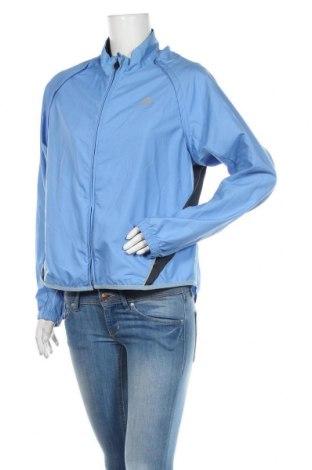 Dámský sportovní vrch  Adidas, Velikost XL, Barva Modrá, 82% polyester, 18% elastan, Cena  517,00Kč