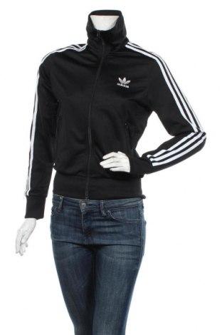 Bluză trening de femei Adidas Originals, Mărime M, Culoare Negru, Poliester, Preț 112,74 Lei