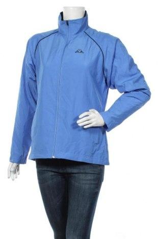 Dámský sportovní vrch  Kappa, Velikost L, Barva Modrá, Polyester, Cena  302,00Kč