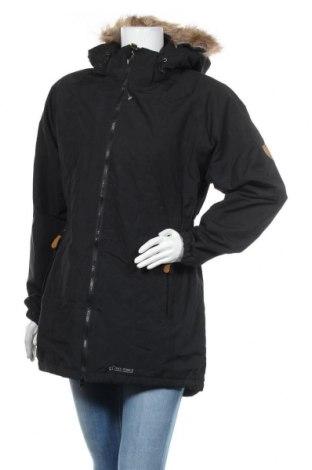 Дамско спортно яке Trespass, Размер L, Цвят Черен, Полиестер, Цена 86,00лв.