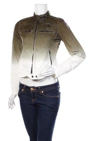 Дамско яке Blauer, Размер S, Цвят Зелен, Полиамид, Цена 54,00лв.