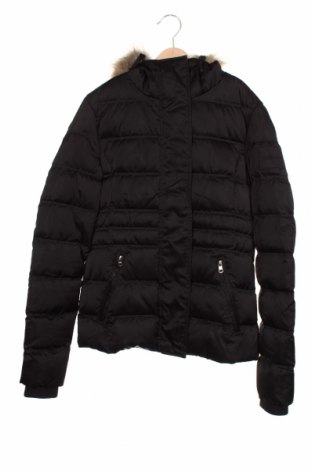 Дамско яке Calvin Klein Jeans, Размер XS, Цвят Черен, Полиестер, пух и пера, Цена 269,25лв.