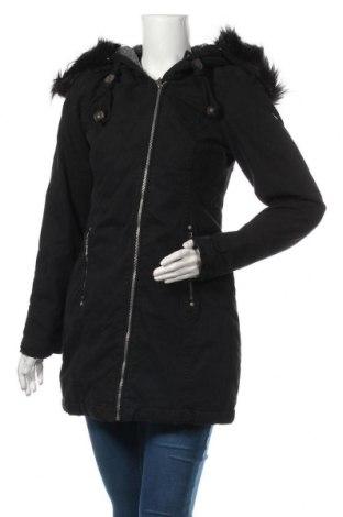 Дамско яке Dreimaster, Размер S, Цвят Черен, 100% памук, Цена 119,25лв.