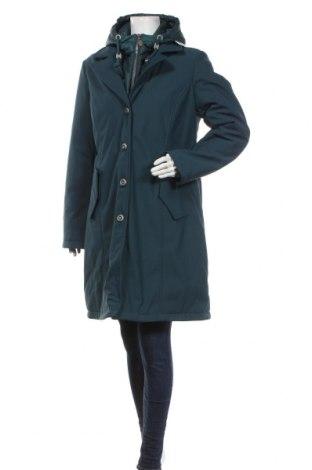 Γυναικείο μπουφάν Dreimaster, Μέγεθος XL, Χρώμα Μπλέ, 78% πολυαμίδη, 22% ελαστάνη, Τιμή 61,47€