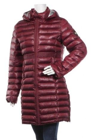 Dámská bunda  Geographical Norway, Velikost L, Barva Červená, Polyester, Cena  3141,00Kč