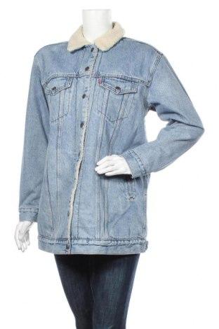 Dámská bunda  Levi's, Velikost M, Barva Modrá, Bavlna, Cena  3141,00Kč