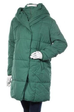 Dámská bunda  Pepe Jeans, Velikost L, Barva Zelená, 59% polyester, 31% bavlna, 10% polyamide, Cena  4229,00Kč