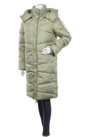 Дамско яке Tom Tailor, Размер M, Цвят Зелен, Полиестер, Цена 164,25лв.