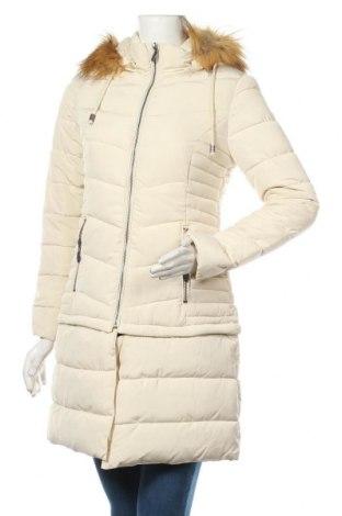 Дамско яке Usha, Размер S, Цвят Екрю, Полиестер, Цена 111,75лв.