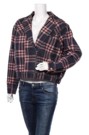 Dámská bunda  Wrangler, Velikost L, Barva Modrá, Bavlna, Cena  1506,00Kč