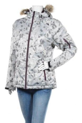 Дамско яке за зимни спортове Trespass, Размер L, Цвят Сив, Полиестер, Цена 121,50лв.
