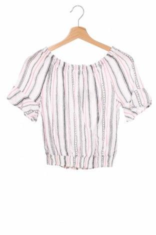 Bluză pentru copii H&M, Mărime 14-15y/ 168-170 cm, Culoare Multicolor, Viscoză, Preț 72,37 Lei