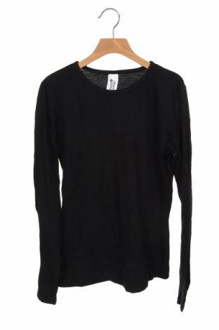 Детска блуза Here+There, Размер 12-13y/ 158-164 см, Цвят Черен, Памук, Цена 18,90лв.