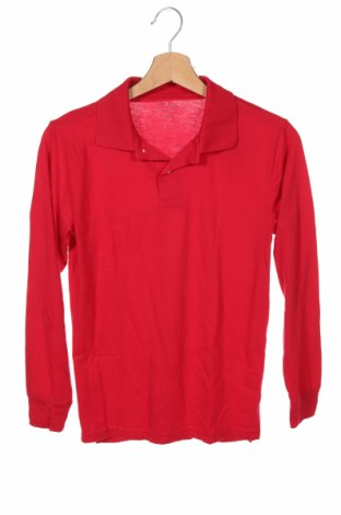 Детска блуза Place Est. 1989, Размер 10-11y/ 146-152 см, Цвят Червен, 60% памук, 40% полиестер, Цена 28,93лв.