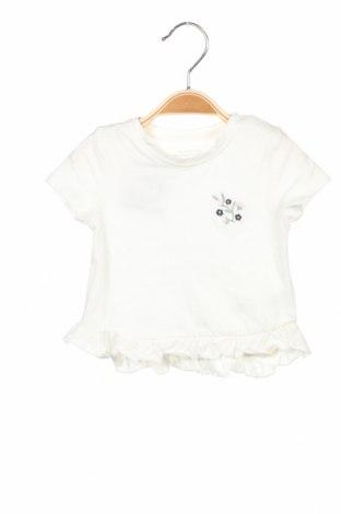 Bluză pentru copii Reserved, Mărime 2-3m/ 56-62 cm, Culoare Alb, Bumbac, Preț 72,37 Lei