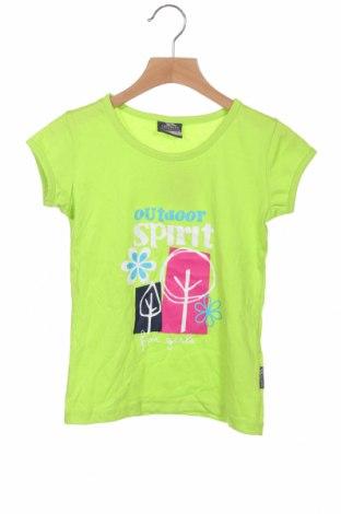 Bluză pentru copii Trespass, Mărime 5-6y/ 116-122 cm, Culoare Verde, 65% poliester, 35% bumbac, Preț 88,82 Lei