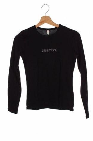 Dziecięca bluzka United Colors Of Benetton, Rozmiar 12-13y/ 158-164 cm, Kolor Niebieski, Cena 52,80zł