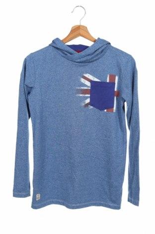 Bluză pentru copii WE, Mărime 12-13y/ 158-164 cm, Culoare Albastru, Preț 53,05 Lei