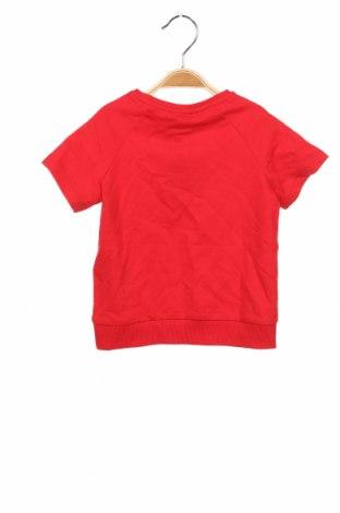 Παιδική μπλούζα ZY kids, Μέγεθος 2-3y/ 98-104 εκ., Χρώμα Κόκκινο, 60% βαμβάκι, 40% πολυεστέρας, Τιμή 9,07€
