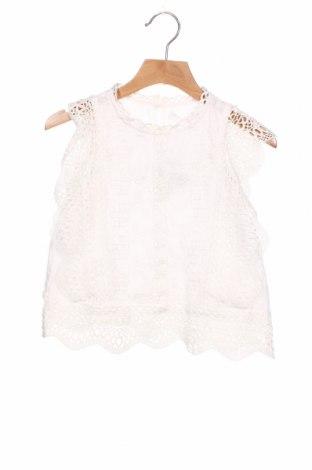 Παιδική μπλούζα Zara Kids, Μέγεθος 5-6y/ 116-122 εκ., Χρώμα Λευκό, Τιμή 10,21€