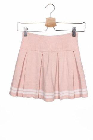 Παιδική φούστα H&M, Μέγεθος 6-7y/ 122-128 εκ., Χρώμα Ρόζ , 86% βαμβάκι, 14% πολυαμίδη, Τιμή 10,21€