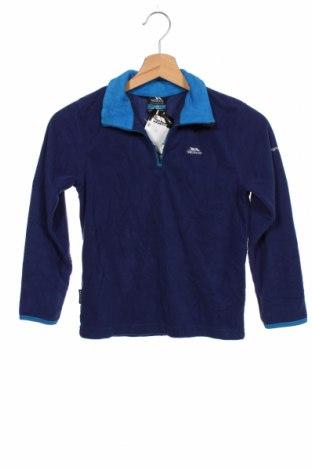 Παιδική μπλούζα fleece Trespass, Μέγεθος 6-7y/ 122-128 εκ., Χρώμα Μπλέ, Πολυεστέρας, Τιμή 18,95€