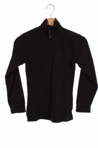 Dziecięca bluzka z polaru Trespass, Rozmiar 8-9y/ 134-140 cm, Kolor Czarny, Poliester, Cena 92,00zł