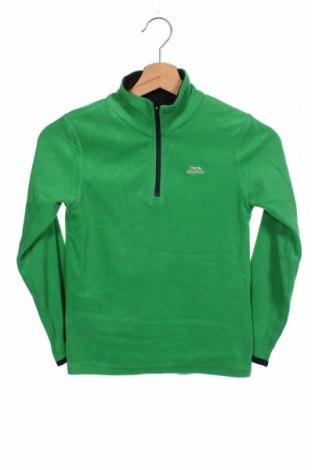 Dziecięca bluzka z polaru Trespass, Rozmiar 6-7y/ 122-128 cm, Kolor Zielony, Poliester, Cena 92,00zł