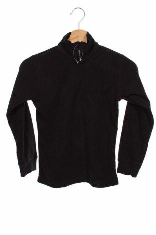 Dziecięca bluzka z polaru Trespass, Rozmiar 6-7y/ 122-128 cm, Kolor Czarny, Poliester, Cena 92,00zł