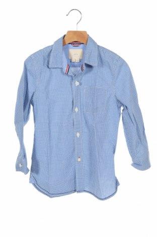 Dziecięca koszula Boden, Rozmiar 6-7y/ 122-128 cm, Kolor Niebieski, Bawełna, Cena 43,20zł