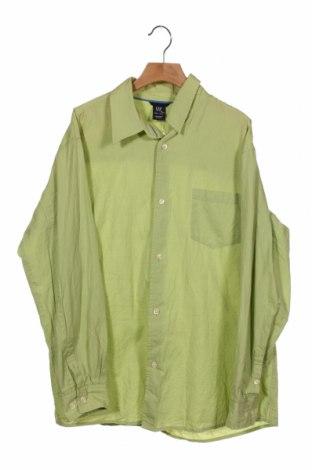 Dziecięca koszula Gap Kids, Rozmiar 15-18y/ 170-176 cm, Kolor Zielony, Bawełna, Cena 76,50zł