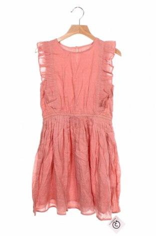 Rochie pentru copii, Mărime 6-7y/ 122-128 cm, Culoare Roz, Preț 88,82 Lei