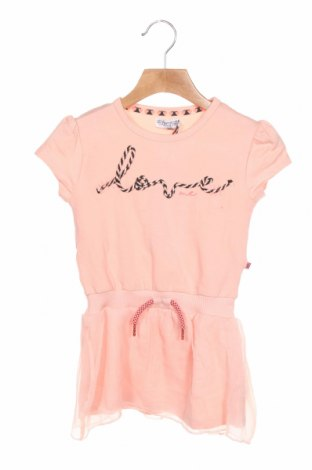 Rochie pentru copii Dirkje, Mărime 3-4y/ 104-110 cm, Culoare Roz, 95% bumbac, 5% elastan, Preț 78,95 Lei