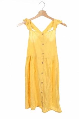 Παιδικό φόρεμα H&M, Μέγεθος 9-10y/ 140-146 εκ., Χρώμα Κίτρινο, Βαμβάκι, Τιμή 10,67€
