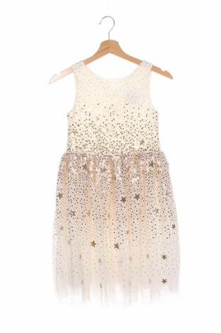 Παιδικό φόρεμα H&M, Μέγεθος 8-9y/ 134-140 εκ., Χρώμα Εκρού, Πολυεστέρας, Τιμή 14,84€