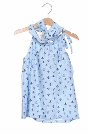 Dziecięca sukienka Lola Palacios, Rozmiar 18-24m/ 86-98 cm, Kolor Niebieski, 92% poliamid, 8% elastyna, Cena 118,00zł