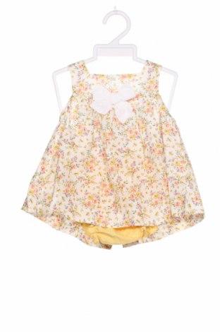 Dziecięca sukienka Lola Palacios, Rozmiar 9-12m/ 74-80 cm, Kolor Kolorowy, Bawełna, Cena 118,00zł