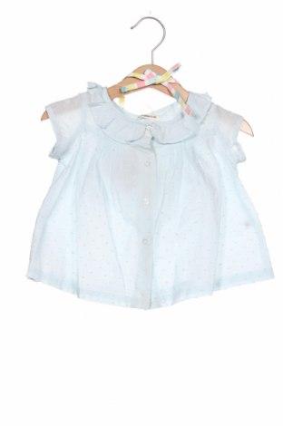 Dziecięca sukienka Lola Palacios, Rozmiar 9-12m/ 74-80 cm, Kolor Niebieski, Poliester, Cena 104,00zł