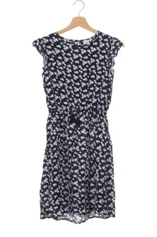 Dziecięca sukienka Topo, Rozmiar 10-11y/ 146-152 cm, Kolor Niebieski, Wiskoza, Cena 112,00zł